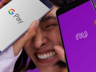 Nubank libera o Google Pay para clientes pagarem com o celular sem precisar usar o cartão físico. Saiba mais!